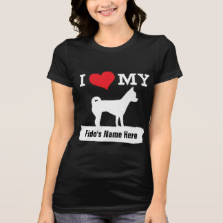 Chihuahua Love Tee | Personalize It!
