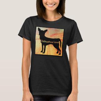 Chihuahua Love TShirt by Carol Zeock