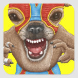 Chihuahua - Mexican wrestler