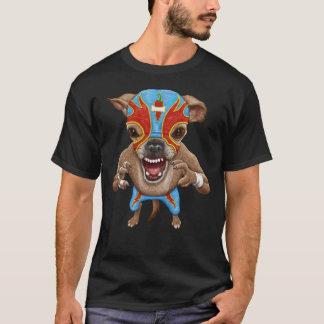 Chihuahua - Mexican wrestler T-Shirt