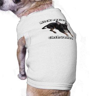 Chihuahua MickeyElvis Dog T-Shirt