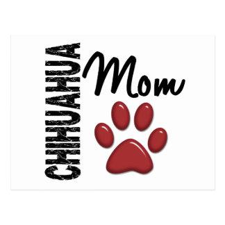 Chihuahua Mom 2 Postcards