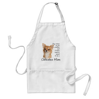 Chihuahua Mom Barbque/Grooming Apron