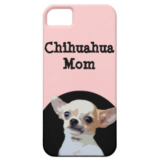 Chihuahua Mom dog iphone 5 Case