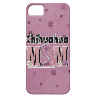 Chihuahua MOM iPhone 5 Cases