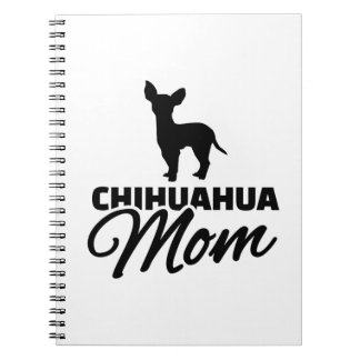 Chihuahua Mom Notebook