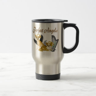 Chihuahua Perfect Angels Travel Mug