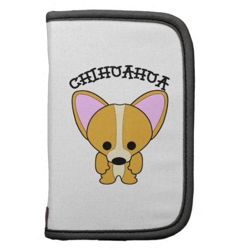 Chihuahua Folio Planner