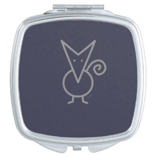 Chihuahua Pointer Dog Mirrors For Makeup