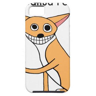 Chihuahua Powa! iPhone 5 Case