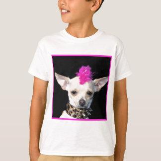 Chihuahua Punk T-shirt