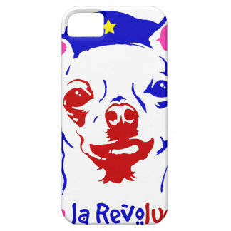 Chihuahua Revolution Case For The iPhone 5