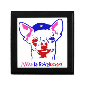 Chihuahua Revolution Gift Box