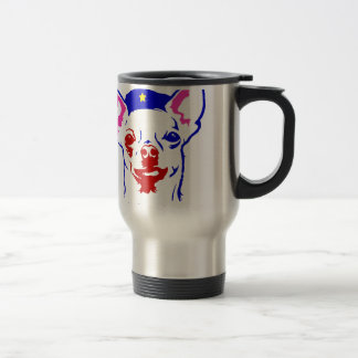 Chihuahua Revolution Travel Mug