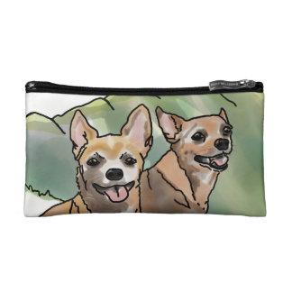 Chihuahua Shih Tzu Terrier Dog Small Purse