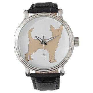 Chihuahua silo color watch