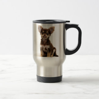 Chihuahua Small Dog Travel Mug