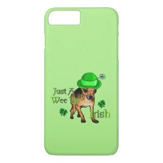 Chihuahua St Patrick's Day iPhone 8 Plus/7 Plus Case