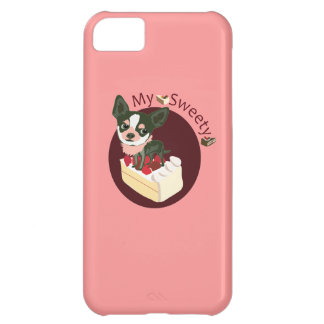 Chihuahua sweety iPhone 5C cover