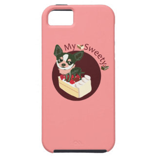 Chihuahua sweety iPhone 5 cases