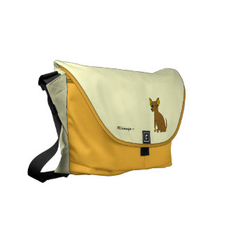 Chihuahua Vincent Bag Commuter Bags