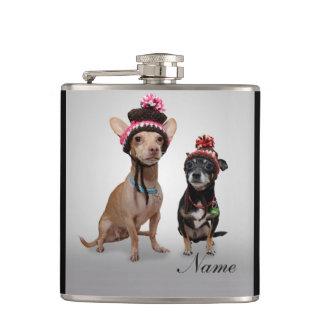 Chihuahua's Hip Flask