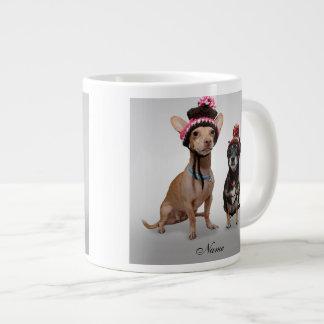 Chihuahua's Large Coffee Mug