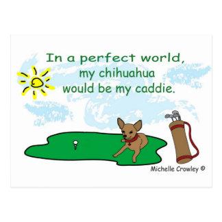 ChihuahuaTan Postcards