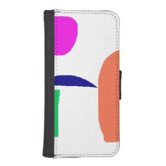 Chikatetsu Subway iPhone SE/5/5s Wallet Case