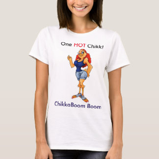 ChikkaBoom Boom T-Shirt