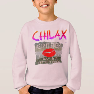 Chilax Keep it simple Nice & perfect save the date Sweatshirt