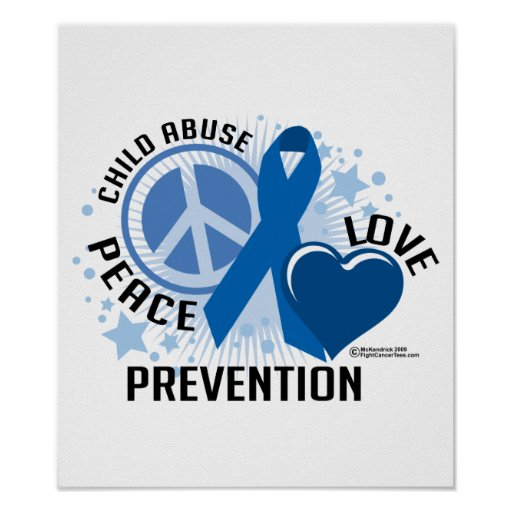 Child Abuse PLC Poster