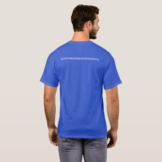 Child Abuse Prevention T-Shirt