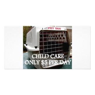CHILD CARE 2 PHOTO CARD