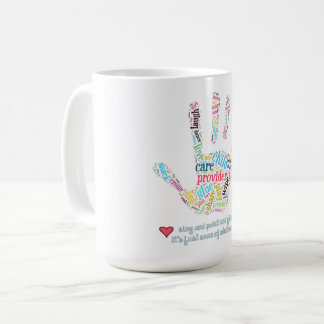 Child Care Provider Mug