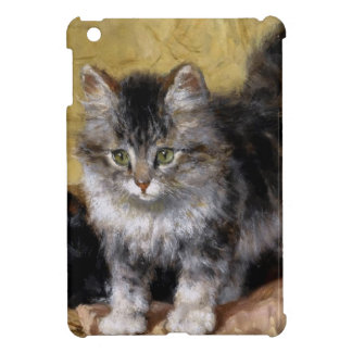 Child cat iPad mini case