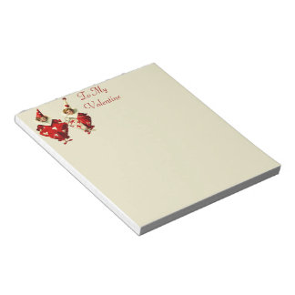 Child Clowns Notepad
