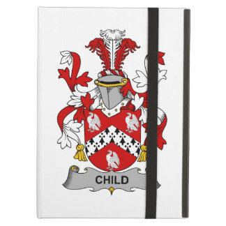 Child Family Crest iPad Folio Cases