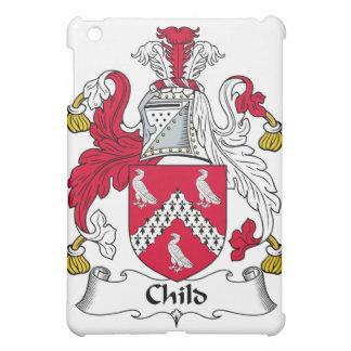Child Family Crest iPad Mini Covers