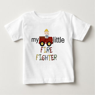 child fire fighter clothing baby T-Shirt