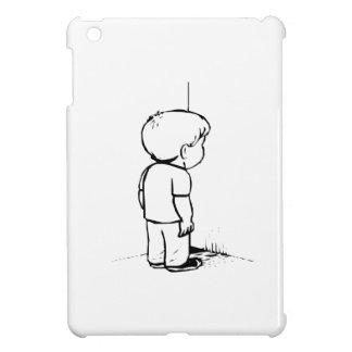 Child in Corner Cover For The iPad Mini