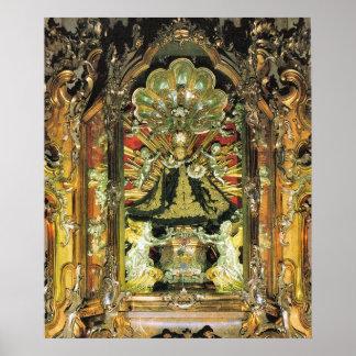 Child Jesus Shrine Prague Poster