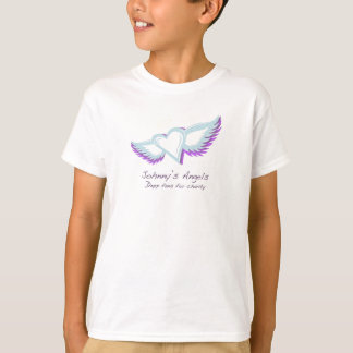 Child Johnny's Angels t-shirt