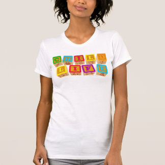 "Child Life ""Blocks"" Apparel T-Shirt"