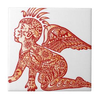 Child Love Ceramic Tiles
