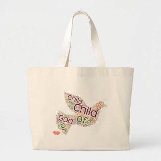 'Child of God' Themed Large Tote