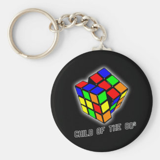 Child of the 80s Keychain