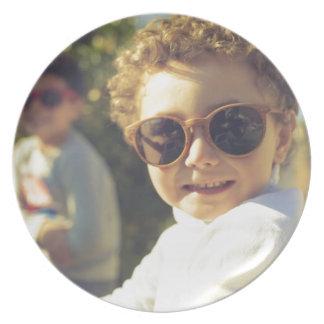 child plate