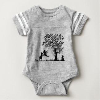 Child play baby bodysuit