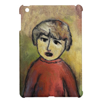 Child Portrait by rafi talby iPad Mini Covers